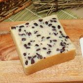 《美食村》元氣厚片-十勝牛乳紅豆(110±5g/入*2入)