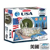 ~4D Cityscape~4D 立體城市拼圖 ~ 美國 950 片