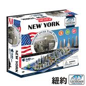 ~4D Cityscape~4D 立體城市拼圖 ~ 紐約 840 片