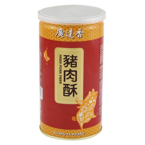 廣達香 豬肉酥(235g/罐)