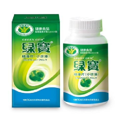《綠寶》綠藻片(小球藻)(360粒)