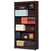 《時尚屋》G15 凱特胡桃3尺開放書櫃051-6