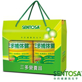《三多》補体健禮盒(750g*2罐)
