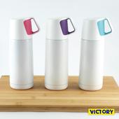 《VICTORY》350ml新概念不鏽鋼保溫瓶