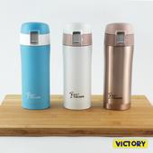 《VICTORY》350ml#304不鏽鋼安全真空保溫瓶(YC-1001)