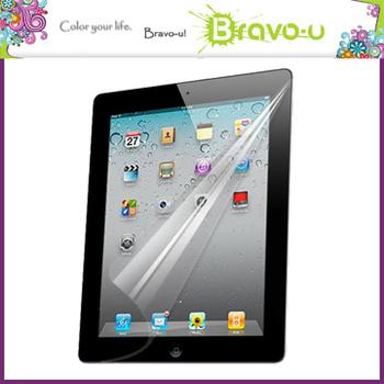 Apple New iPad (iPad3) 專業抗磨螢幕保護貼(高清透亮)