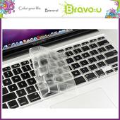 Apple MacBook 13/15/17吋專用極透鍵盤膜