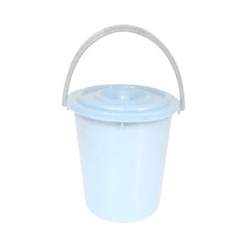 FP 廚餘桶4L(粉藍)