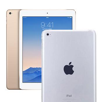 APPLE iPad Air 2 水晶保護硬殼(附保護貼)