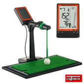 《SWING GUIDER》S1 立體3D旋轉大螢幕高爾夫揮桿練習器