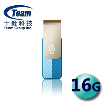 TEAM 十銓 Color Series C143 USB3.0 旋轉隨身碟 16G