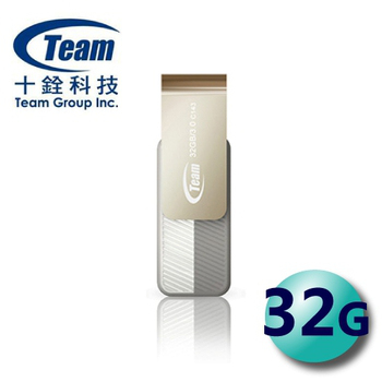 TEAM 十銓 Color Series C143 USB3.0 旋轉隨身碟 32G