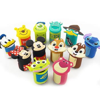 《Disney》經典角色造型充電USB轉接頭/旅充頭(米奇)