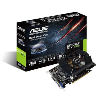 ASUS華碩 GTX750-PHOC-1GD5顯示卡