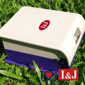 《愛恩佳》專利桌上型空氣清淨機 - 森呼吸AF-G2000N