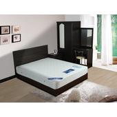 《時尚屋》STYLE 絲黛特舒適二線5尺雙人獨立筒床墊