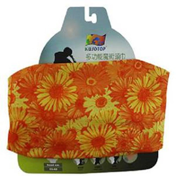 KUSOTOP 多功能百變魔術頭巾(HW001)(單一尺寸)