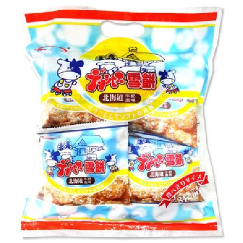 優群 北海道牛奶風味雪餅(240g/包)