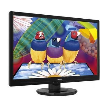 ViewSonic 優派 VA2046m-LED 20型LED寬螢幕 內建2W隱藏式喇叭 液晶顯示器