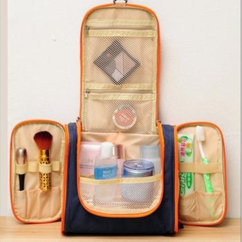 《Bunny》第二代懸掛式可折疊大容量旅行收納盥洗包(多種顏色可選)(綠色)