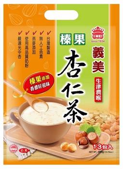 義美 榛果杏仁茶(30g*13包/袋)
