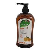 《楓康》一滴淨蘆薈多酚食品用洗碗精(柑橘/1000g)