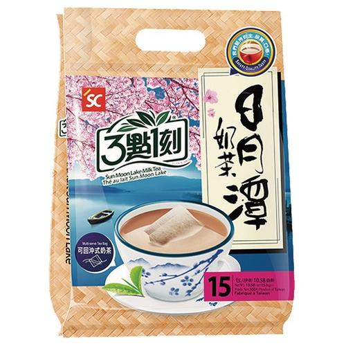 3點1刻 日月潭奶茶(20g*15包/袋)