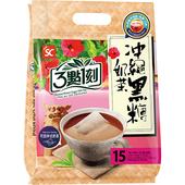 《3點1刻》沖繩黑糖奶茶(20g*15包/袋)