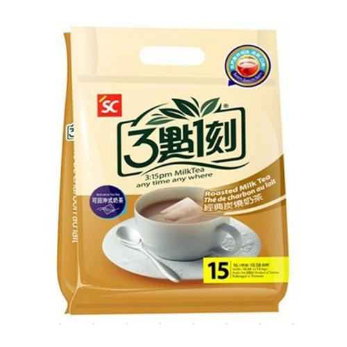 《3點1刻》經典炭燒奶茶(20gx15包/袋)