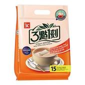 《3點1刻》經典原味奶茶(20gx15包/袋)