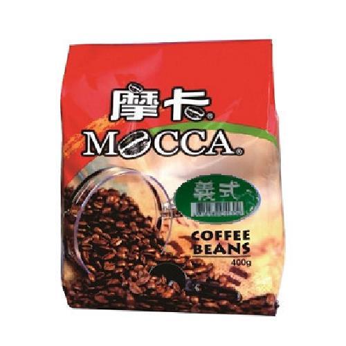 摩卡 義式烘焙咖啡豆(400g/包)