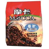 《摩卡》曼巴烘焙咖啡豆(400g/包)