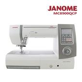 《日本車樂美JANOME》電腦型全迴轉縫紉機MC8900QCP(MC8900QCP)優惠至4/30前促銷77折