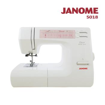 日本車樂美JANOME 機械式縫紉機5018(5018)