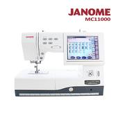 《日本車樂美JANOME》電腦型刺繡縫紉機MC11000(MC11000)