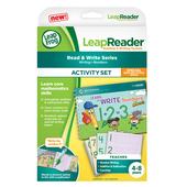 《LeapFrog 跳跳蛙》學習寫數字,鉛筆先生