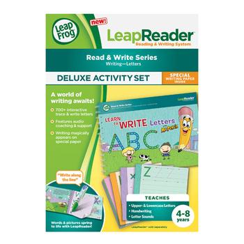 LeapFrog 跳跳蛙 學習寫字母,鉛筆先生