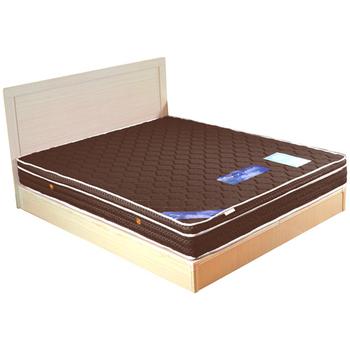時尚屋 STYLE 絲黛特舒眠三線3.5尺加大單人獨立筒床墊(咖啡色)