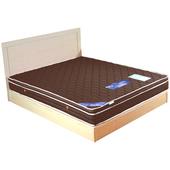 《時尚屋》STYLE 絲黛特舒眠三線6尺加大雙人獨立筒床墊(咖啡色)