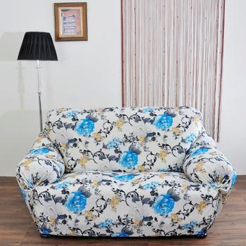 歐卓拉 凡賽斯涼感彈性沙發便利套-3人