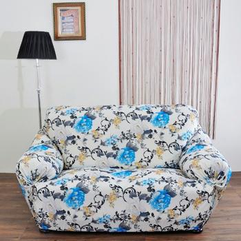 歐卓拉 凡賽斯涼感彈性沙發便利套-2人