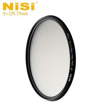 NISI 耐司 CPL 77mm DUS Ultra Slim PRO 超薄偏光鏡(公司貨)(CPL)