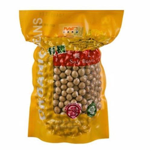 茂喜 有機黃豆(400g士3%)