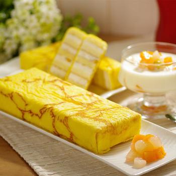《艾葛》水果優格金磚蛋糕(二片裝)