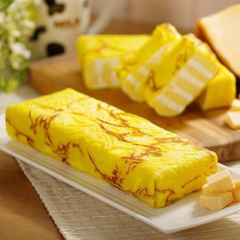 艾葛 鮮乳起司金磚蛋糕(二片裝)
