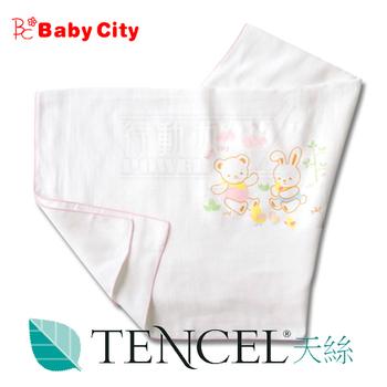 娃娃城BabyCity 天絲棉紗布浴巾