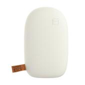 《iNeno》E500 幸運符石行動電源 10400mAh (台灣BSMI認證)(鵝蛋白)
