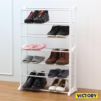 《VICTORY》56x25x95cm日式簡約奢華七層鞋架