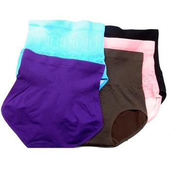 ZONE 諾貝爾纖維超魔纖腰塑褲(五件組)(尺寸M)