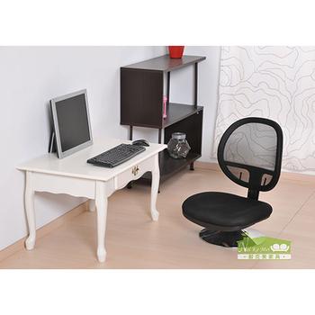 《【耐克美】》【耐克美】芮妮Rainie- 網背和室椅-無手款(全黑)
